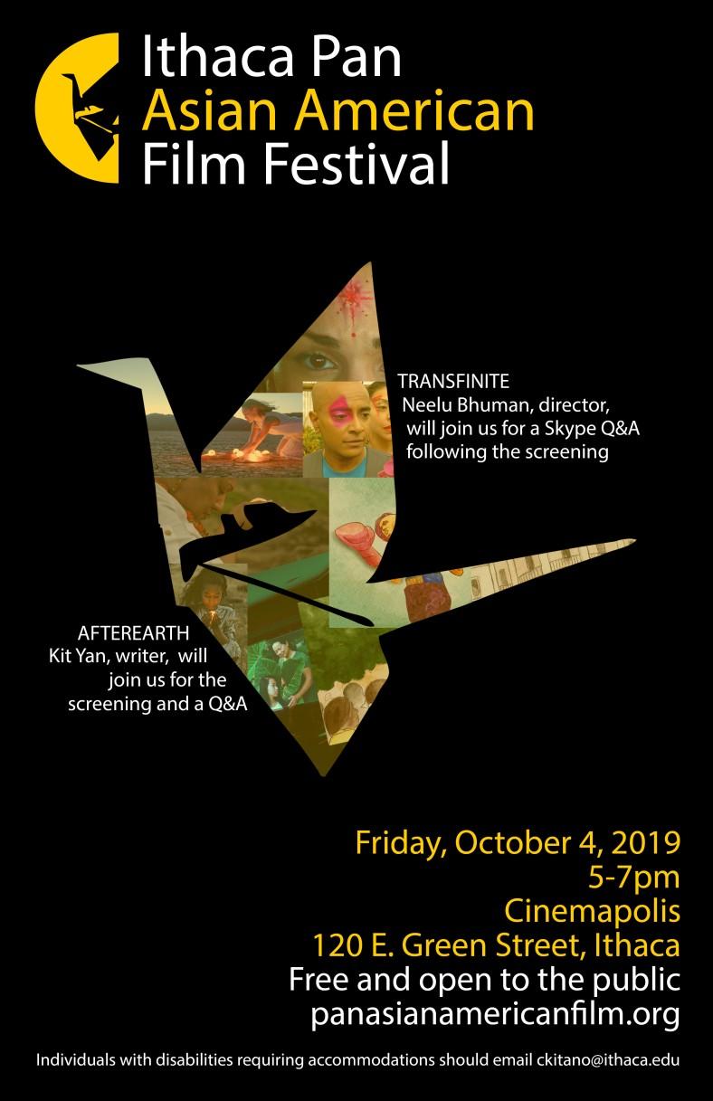 IPAAFF 2019 Film Highlights Poster